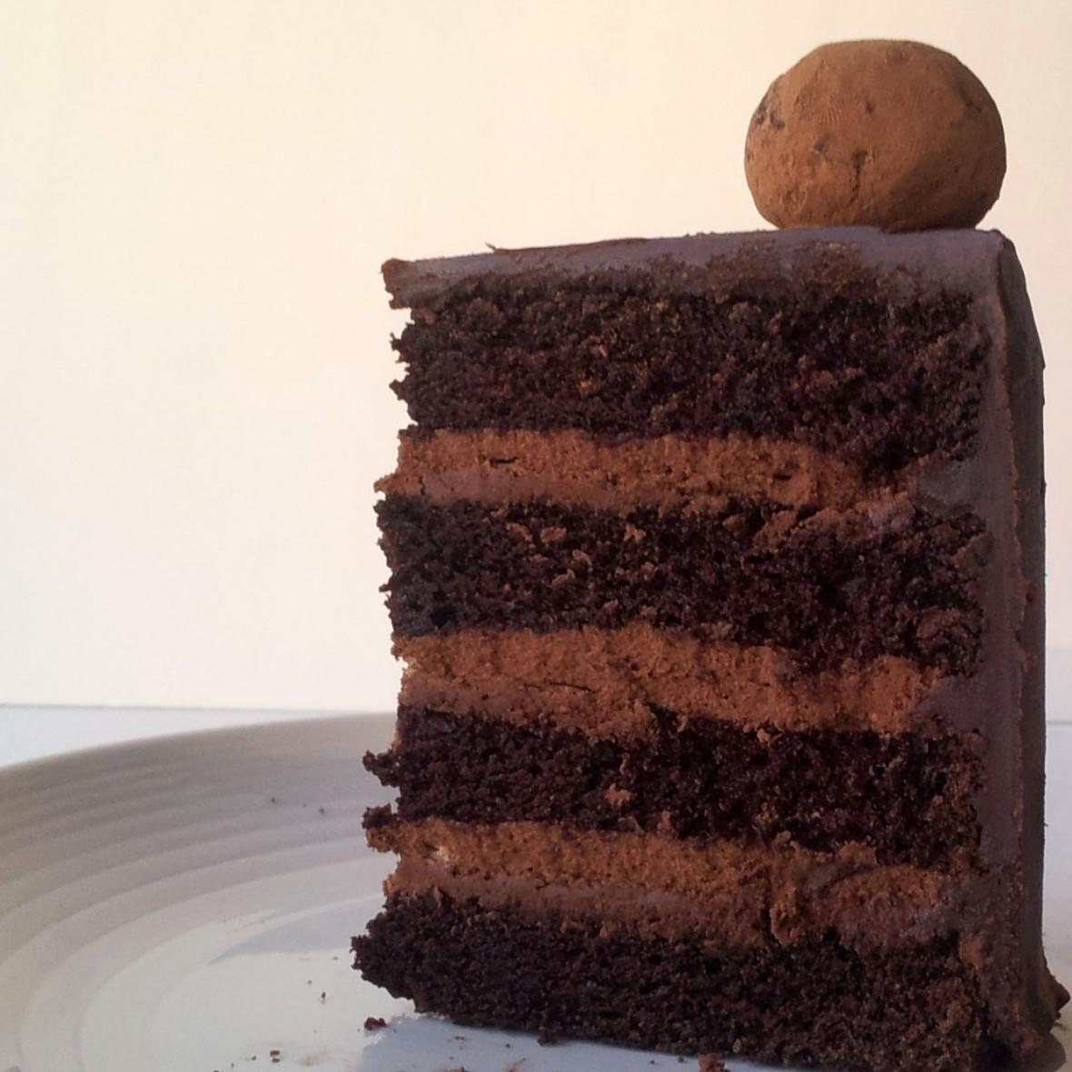 truffle slice blog