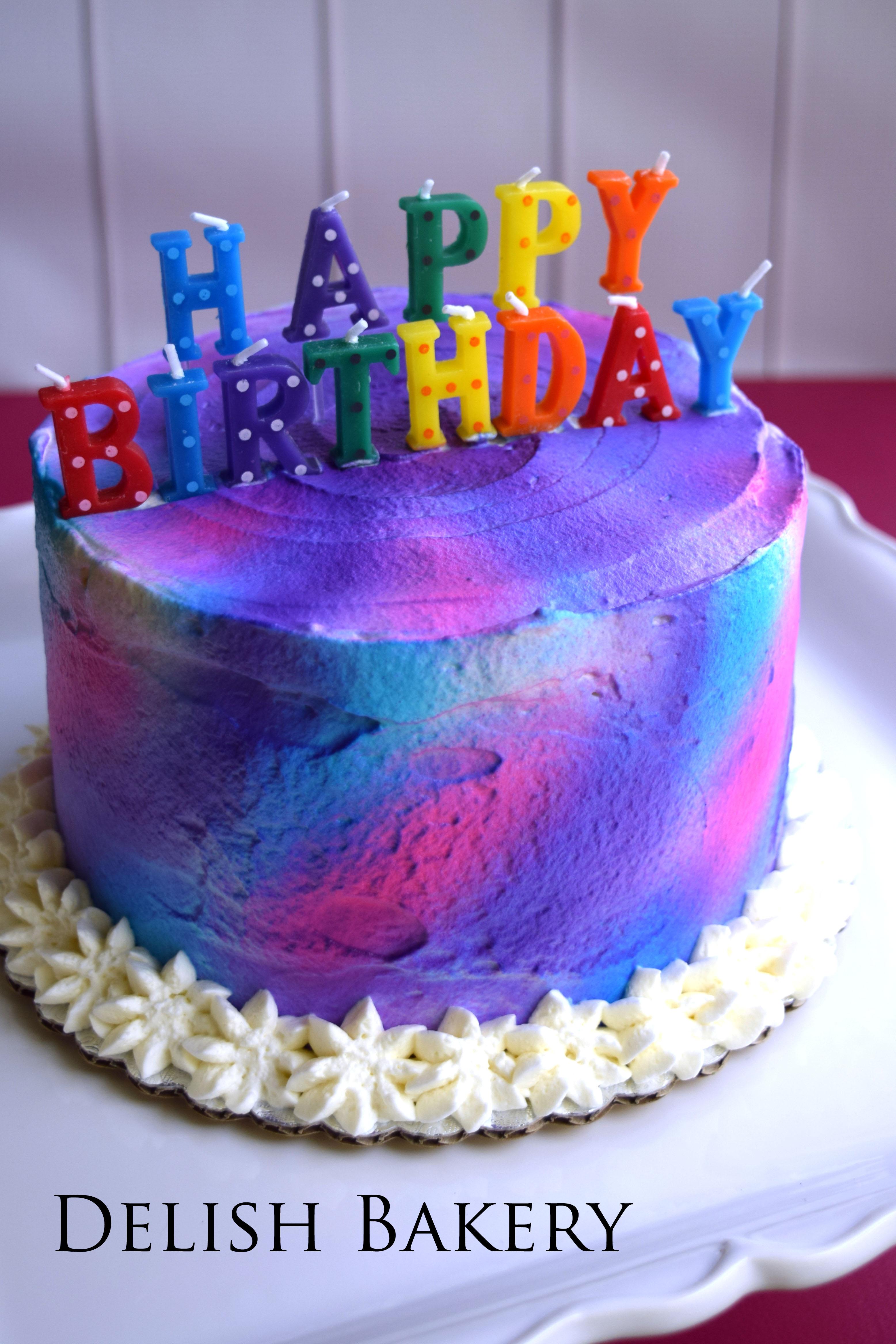 Cakes Delish